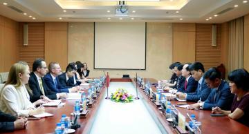 Tăng cường hợp tác trong xây dựng giữa Việt Nam - Latvia