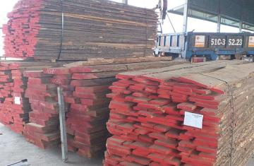 Bố trí xưởng gỗ và xưởng nhôm tại Dự án Lagoona Bình Châu