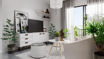20+ mẫu thiết kế phòng khách đẹp và sang trọng